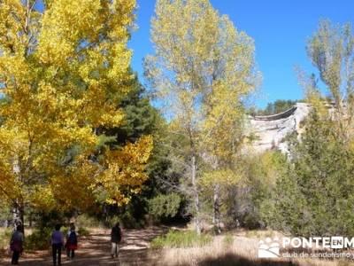 Parque Natural Cañón de Río Lobos - Cañón del Río Lobos; senderismo calzado